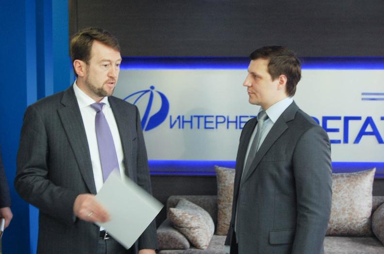Отличный визит Минэкономразвития Ростовской области и администрации г. Новочеркасска