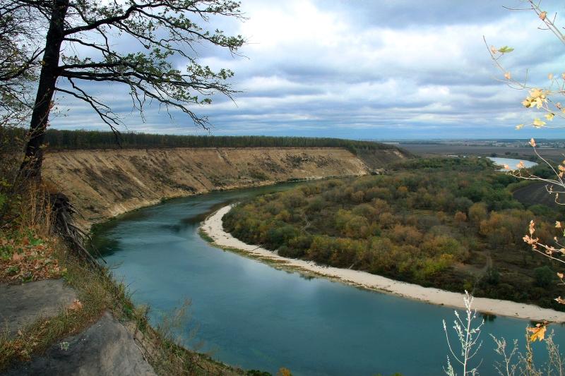 Через Липецкую область протекает река Дон. Это нас роднит.