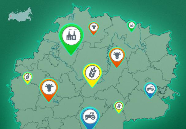 «Фактор-Инвест» в Рязанской области