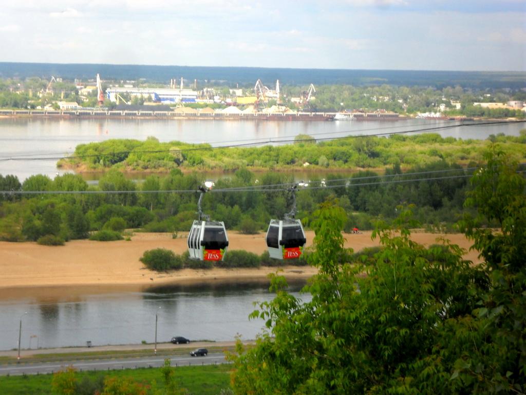 Канатная дорога Нижний Новгород