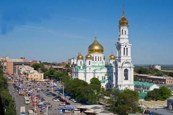 геоинформационный паспорт развития города Ростова-на-Дону